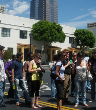 L.A. Intensive Student Film Program
