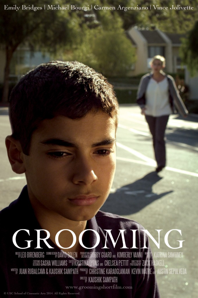 GROOMING-Official Poster